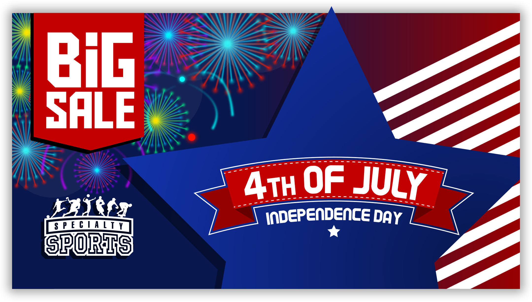 EXTENDED!! 4th of July Sidewalk Blowout Sale!!