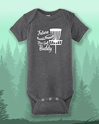 Future Disc Golf <br> Buddy Onesie
